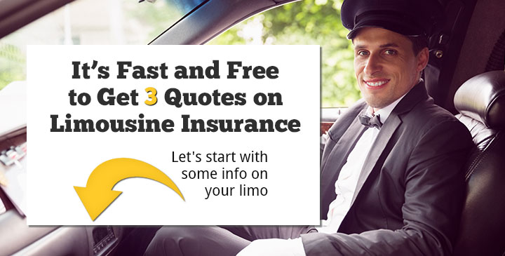 Cheap Limo Insurance Quotes Online