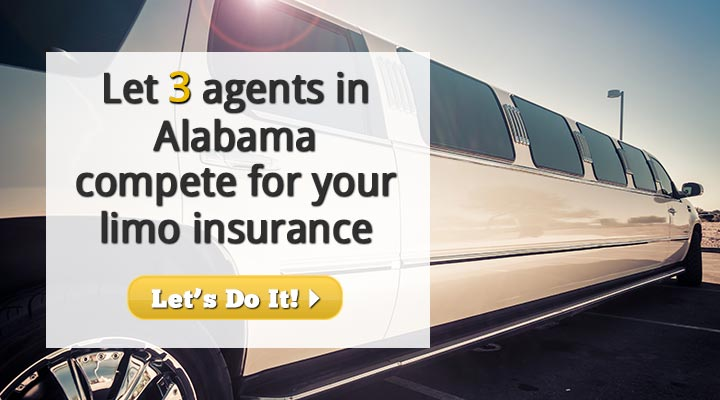 Alabama Limousine Insurance Quotes
