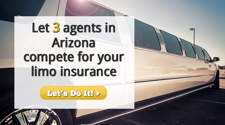 Arizona Limousine Insurance Quotes