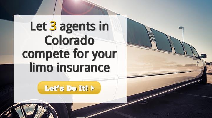 Colorado Limousine Insurance Quotes