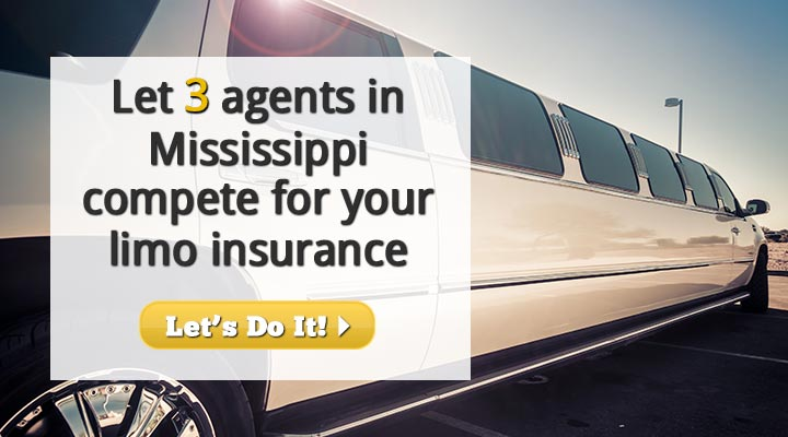 Mississippi Limousine Insurance Quotes