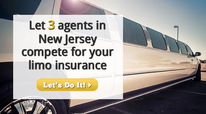 New Jersey Limousine Insurance Quotes