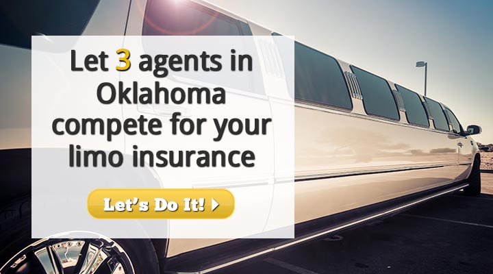 Oklahoma Limousine Insurance Quotes