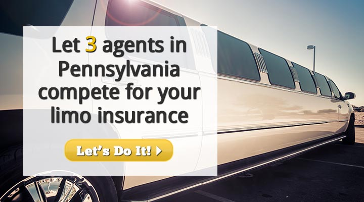 Pennsylvania Limousine Insurance Quotes