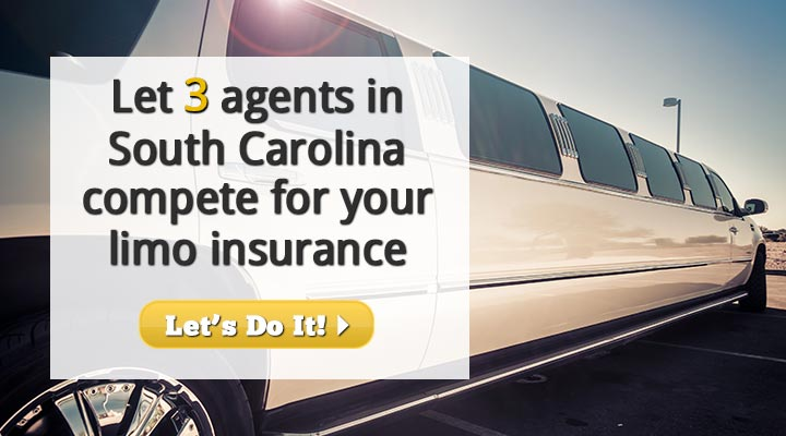South Carolina Limousine Insurance Quotes