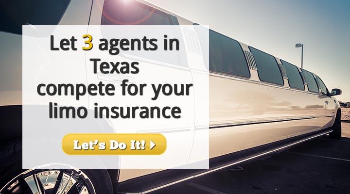 Texas Limousine Insurance Quotes