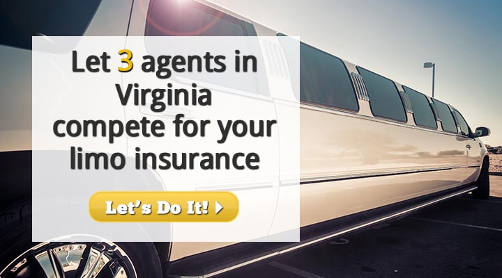 Virginia Limousine Insurance Quotes
